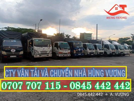 Dịch Vụ Cho Thuê Xe Tải Chở Hàng Nội Thành TPHCM